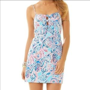 Lilly Pulitzer Petra dress in Shell Me About It 🐚